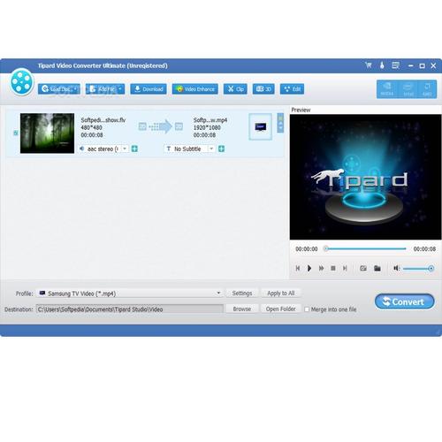 tipard video converter ultimate 9