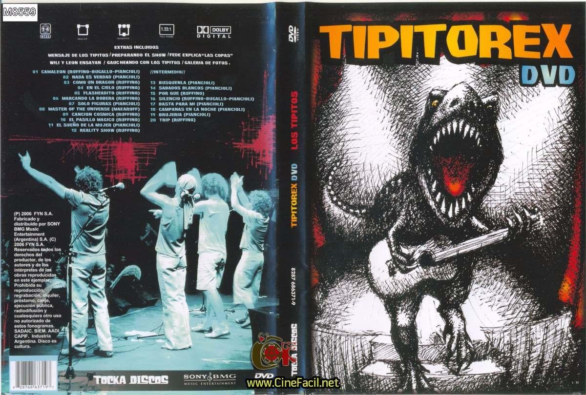 tipitorex dvd