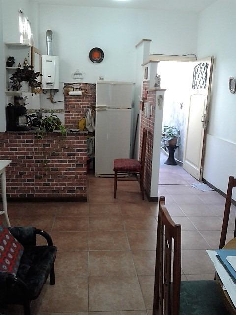 tipo casa 3 amb contrafrente entrada indep, patio y terraza
