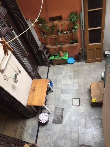tipo casa de 3 ambientes con patio en san cristobal