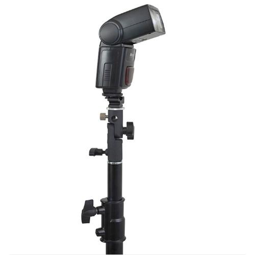 tipo multiple funcion luz flash paragüero soporte maxima 3