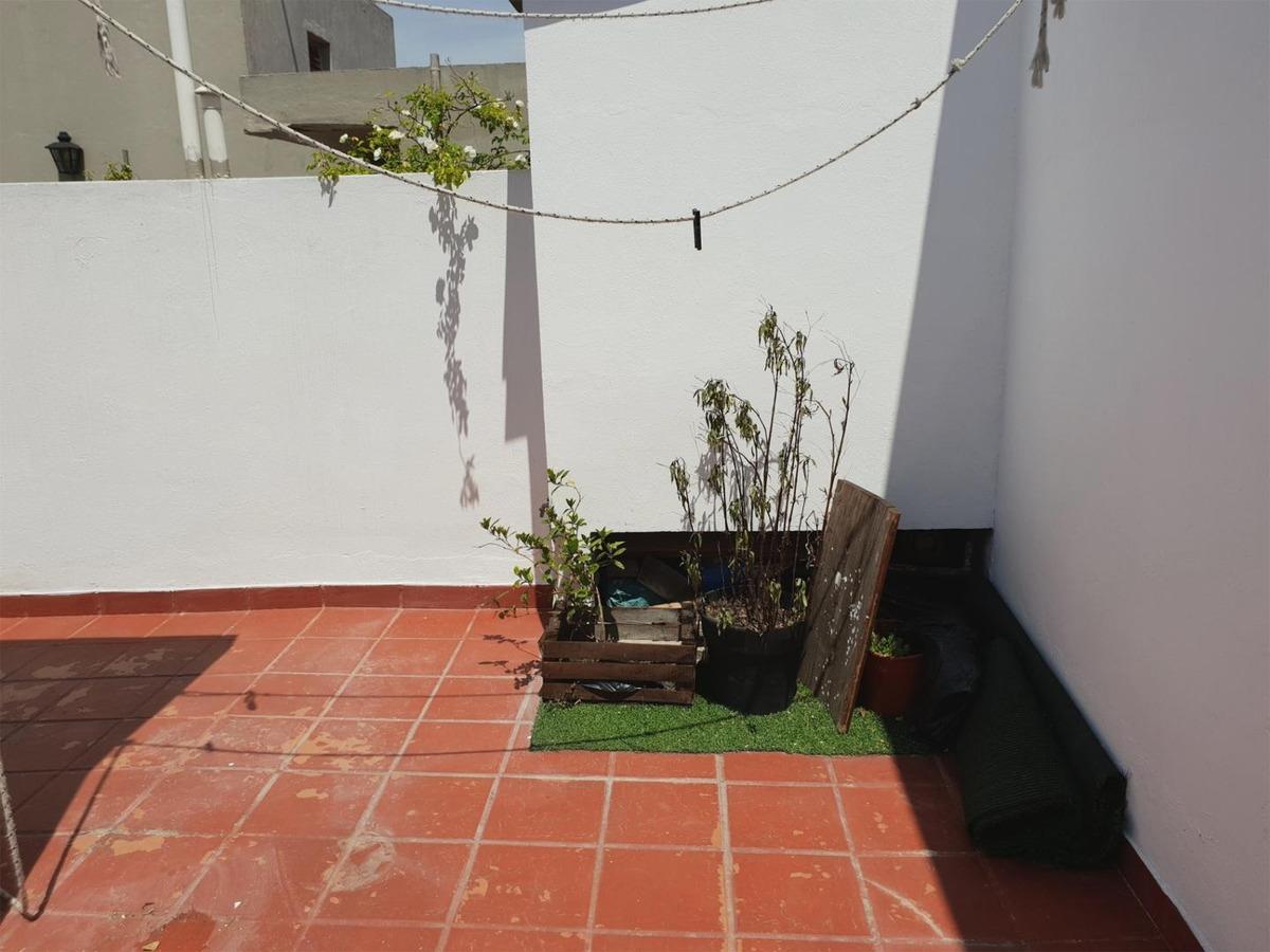 tipo ph 2 amb en duplex con terraza