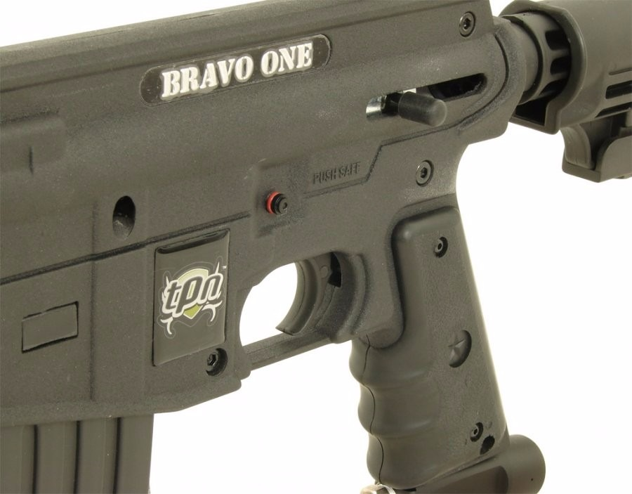 Tippmann Bravo One Egrip Marcadora Paintball Pistola ...