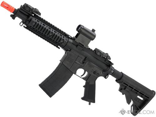 tippmann m4 carbine cqb + varios accesorios custom