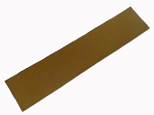 tira de couro para reparar strop de couro danificado