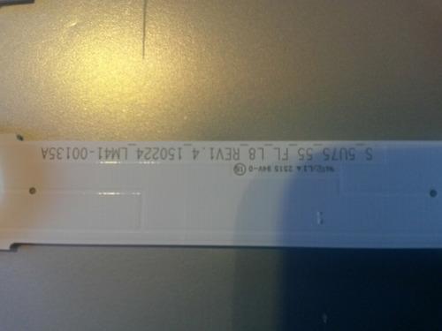 tira de led samsung curvo ue55ju6410u por unidad usado
