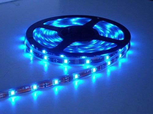 tira de luces led tik tok rgb 5050 5 metros kit completo