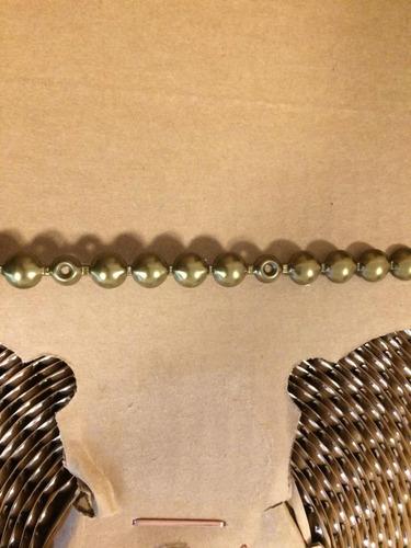 tira decorativa para tapicería importada color cobre antiguo