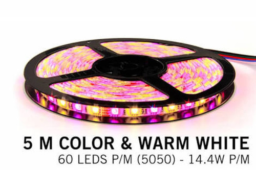 tira led 5630 12v mono color
