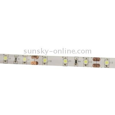 tira led luz impermeable epoxy 5 pcs verde 60 3528 cuerda