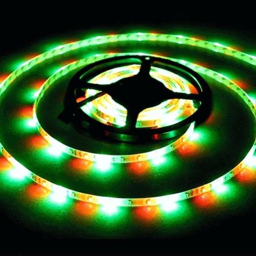 tira led luz impermeable epoxy tv usb blanca epoxi rgb