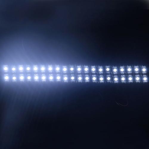 tira led luz modulo lm grado blanca -led dc 5