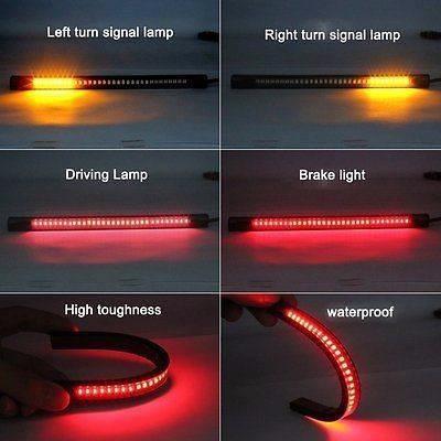 tira led stop direccional