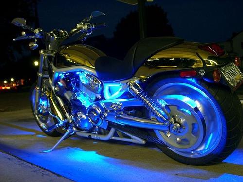 tira leds 30cm-15 leds auto moto decorativa tuning 12 v l10