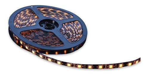 tira luz 300 hiperled 5050 rollo 5 metros exterior ip67