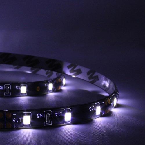 tira luz 300 led 5050 osun 72w rollo 5m protección colores