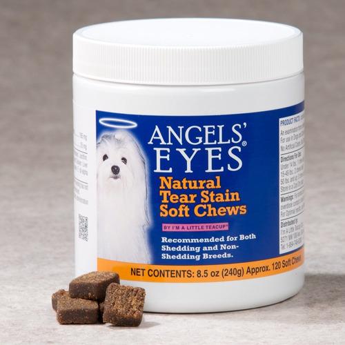 tira mancha cães e gatos angels eyes 240g frete gratis