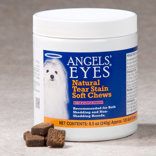 tira mancha cães/gatos angels eyes 240g