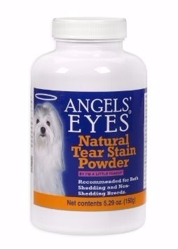 tira manchas dos olhos angels eyes75 gramas - sabor frango