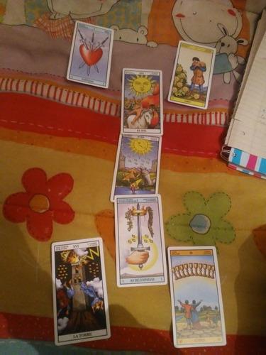tirada de cartas/tarot