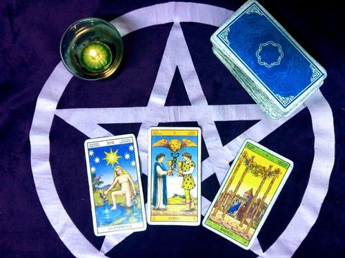 tirada de tarot rider y runas  (1° pregunta gratis)  [wicca]