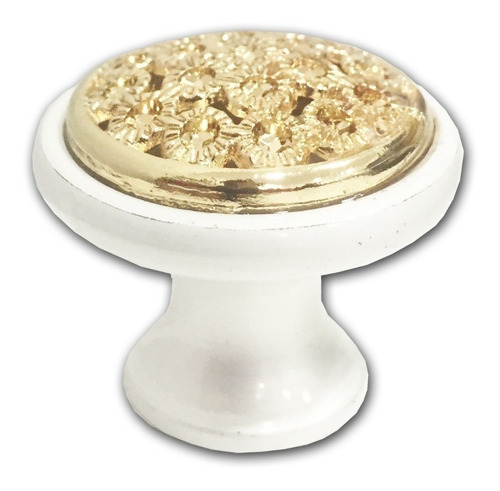 tirador de cerámica tiradores decorativos para puertas cajones de muebles cajón perilla deco - incluye tornillo cuotas