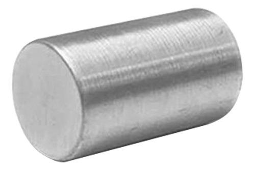 tirador euro aluminio mueble puerta cajon boton 12 x 22 mm