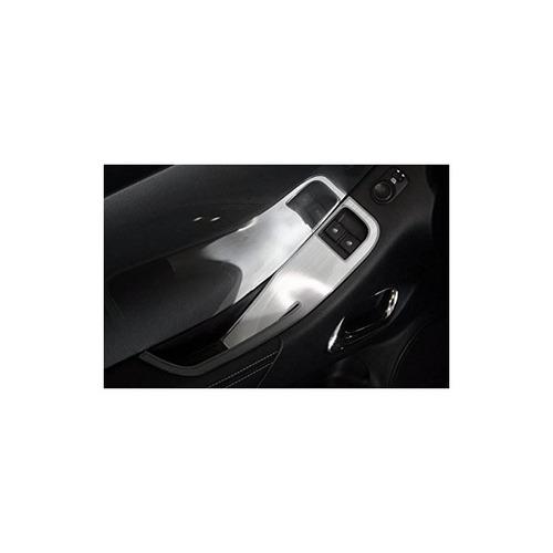 tirador / tirador de puerta camaro deluxe trim plate 2pc 201