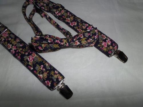 tiradores en conjunto moños - set corbatas exclusivas
