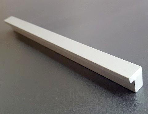 tiradores manija mueble cajon armario cocina 160mm enigma