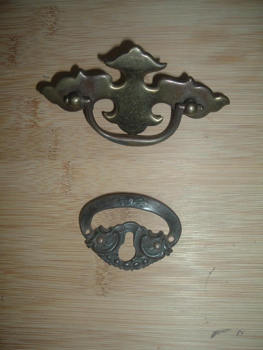 Tiradores Para Muebles Antiguos En Mercado Libre Chile ~ Tiradores Para Cajones Antiguos