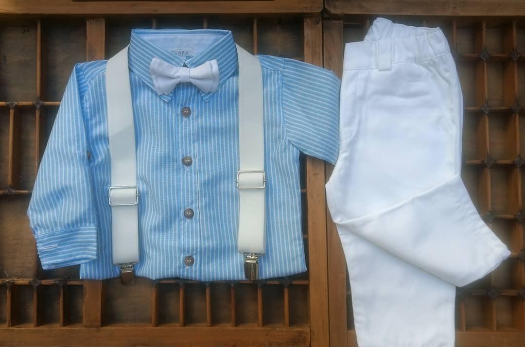ceb962e1a tiradores para bebés y niños. clara clares bautismo cortejo. Cargando zoom.
