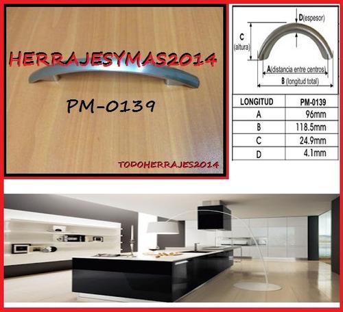 tiradores para restaurar tus muebles modelo pm-0139-96