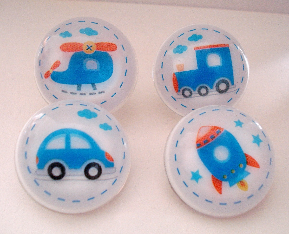 Tiradores Transportes Infantiles De Resina Para Muebles 52 00  # Muebles Tigre Infantiles