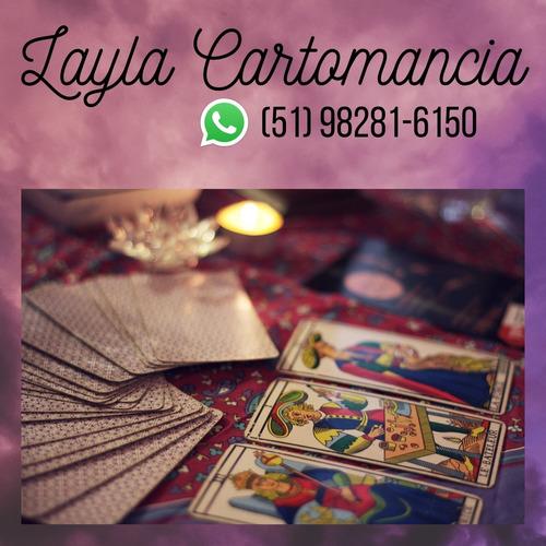 tiragem de cartas / cartas ciganas / cartomante