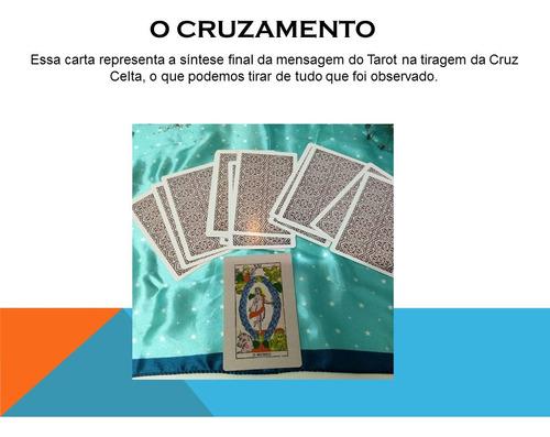 tiragem de tarot de marselha pela técnica da cruz celta