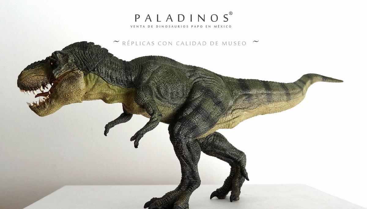 Tiranosaurio Rex Papo De Coleccion T-rex