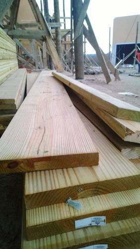 tirantes pino americano/deck/tablas/vigas/postes