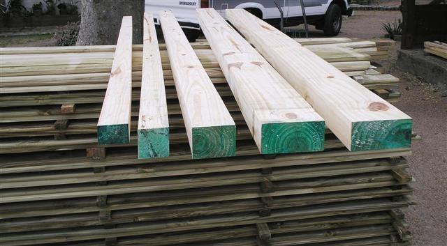 Tirantes pino construccion tablas madera 3x4 arazati - Tablas de madera precio ...