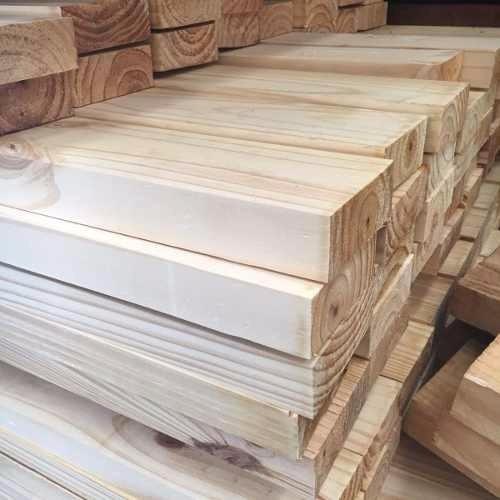 tirantes pino eliotis  2*5*3.66  cepillado