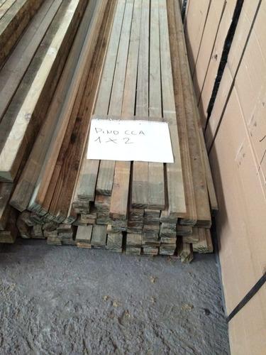 tirantes pino tratado cca columnas y vigas