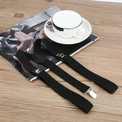 tirantes suspenders  adolescentes unisex económicos
