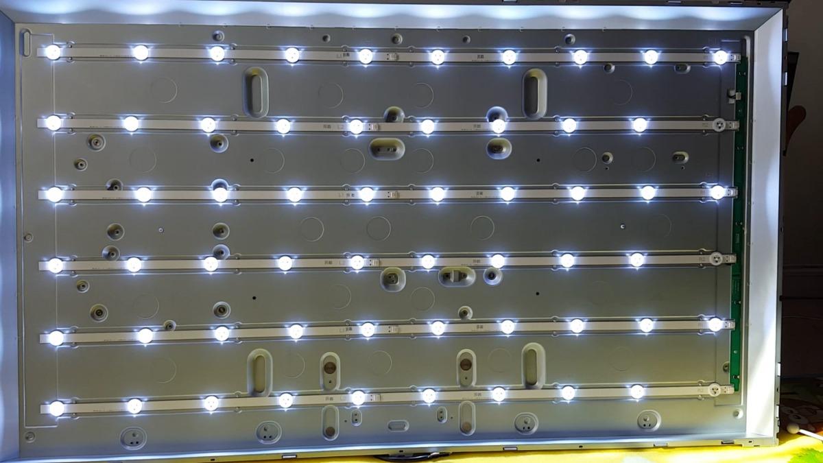 Tiras cintas led tv reparacion repuesto lg samsung siragon - Precios tiras led ...