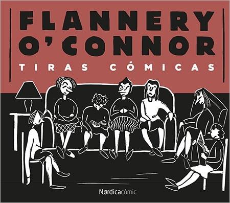 tiras cómicas - flannery o'connor - nordica