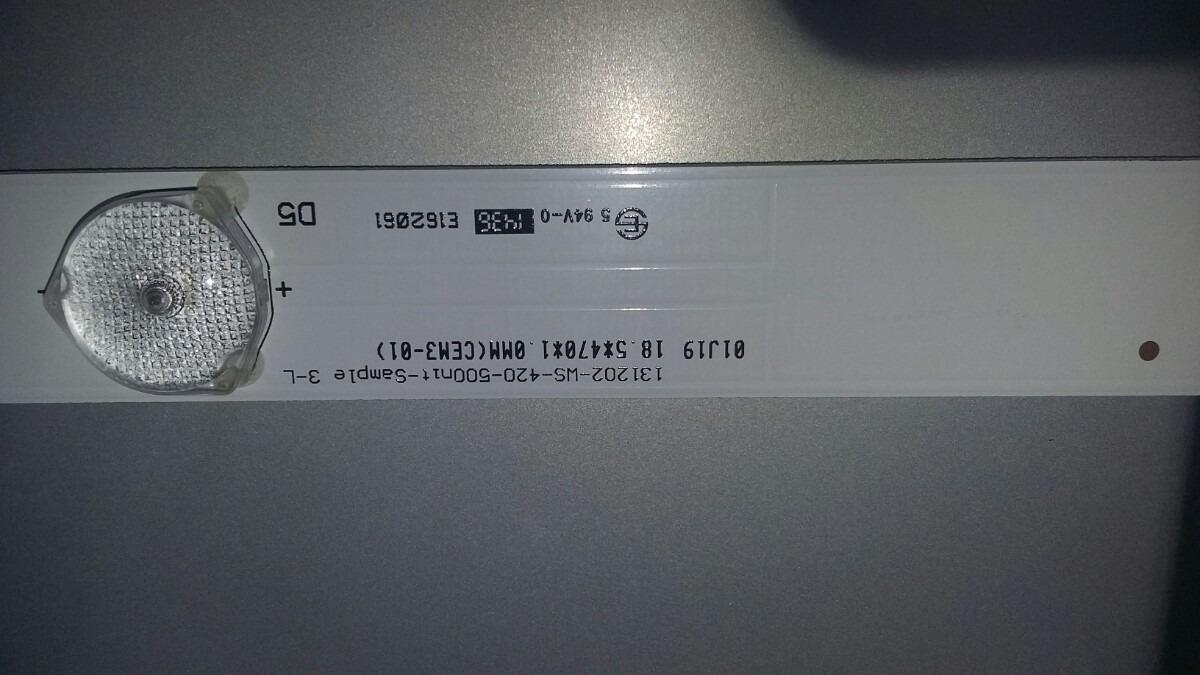 Tiras de led panasonic mod tc 42as610x e162061 - Tiras de led precios ...