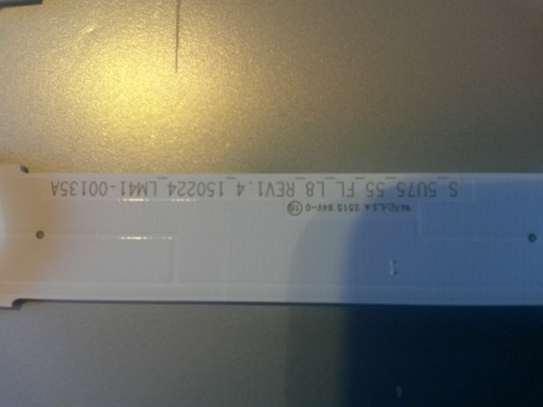 tiras de led samsung curvo ue55ju6410u usado