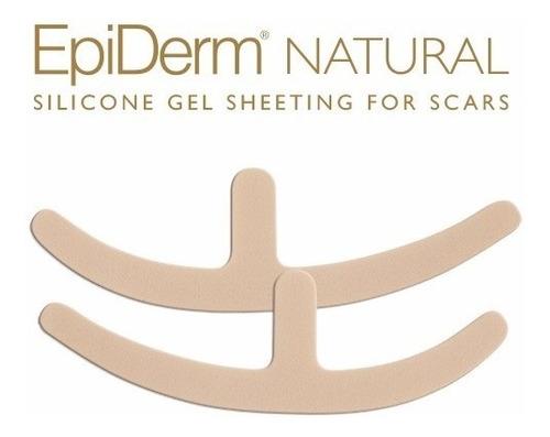 tiras de silicona para mastopexia epiderm biodermis