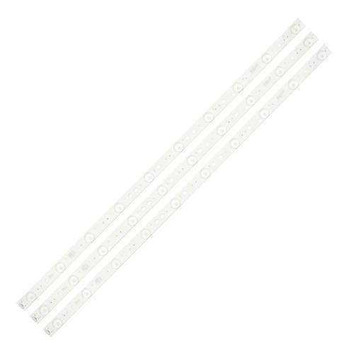 tiras led para tv 32 pulgadas hair skyworth daewoo
