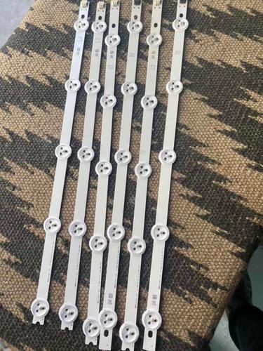 tiras led repuesto iluminacion lg varios modelos consulte