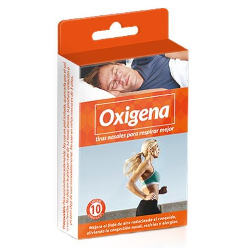 tiras nasales para respirar mejor oxigena